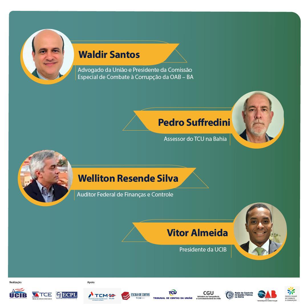 V Seminário de Controle, Prevenção e Combate à Corrupção